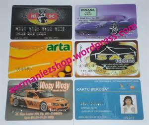 Member Card Termurah id card member card