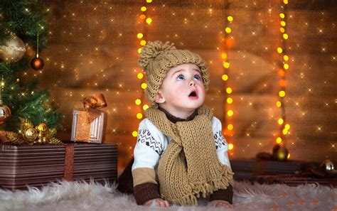 new year gift for child gifts cap child new year baby child wallpaper