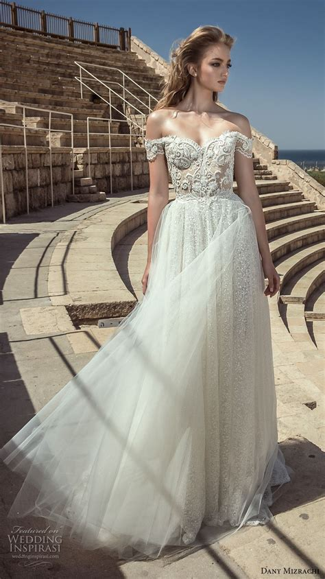 Dany Mizrachi 2018 Wedding Dresses   * Latest Wedding