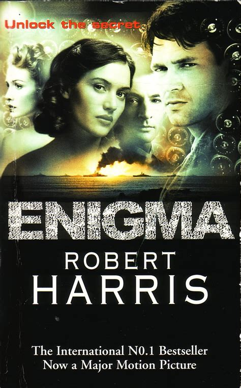 enigma film book worldtimer faceoff