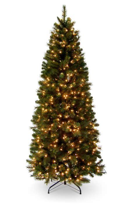 9 ft prelit christmas tree