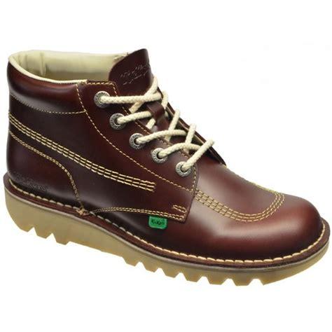 Kickers Boot Z Hitam kickers kickers kick hi m leather z 3 1