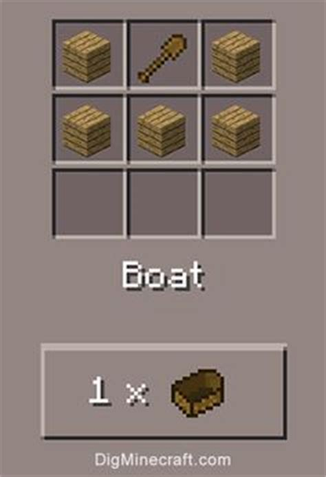 minecraft boat recipe now craft your own end crystals in minecraft 1 9 and more
