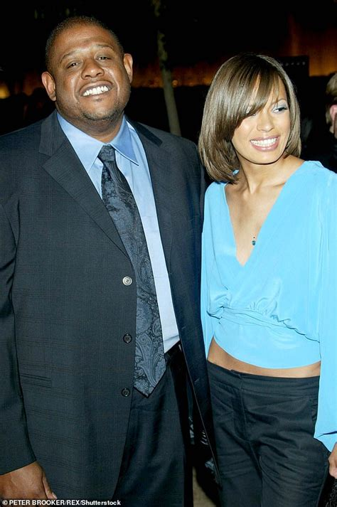 forest whitaker daily mail forest whitaker s estranged wife keisha demands spousal
