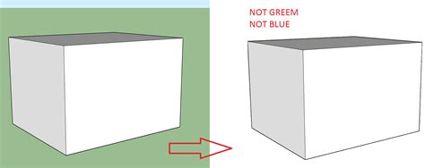 sketchup layout change background color export only picture not export blue or green sketchup