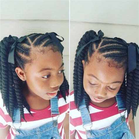 little black girls twist hairstyles the top 50 little girl hairstyles for any occasion