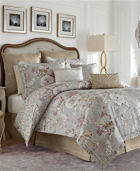 macy comforter sets croscill victoria king comforter set bedding collections