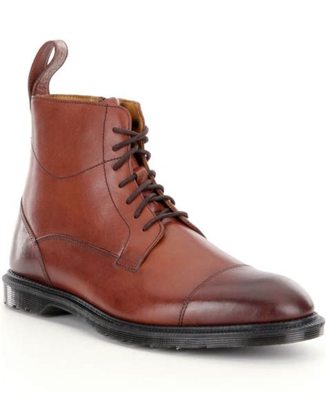 winchester boots dr martens s winchester 7 eye side zip boots in