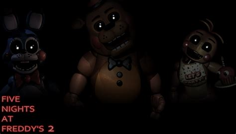 freddys game over nights at five five nights at freddy s 2 wallpaper toy f b c by