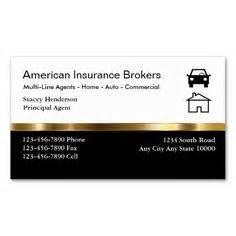business cards for insurance agents 1000 images about auto business cards on