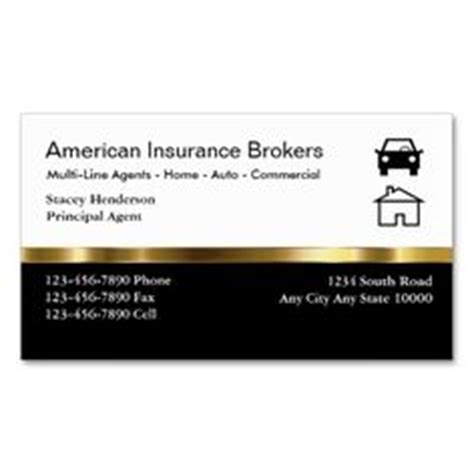 Auto Insurance Broker by 1000 Images About Auto Business Cards On