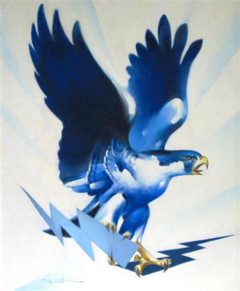 Air Force Falcon Logo Usafa