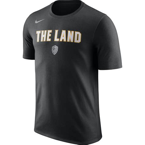 Tshirt Cleveland Cavaliers Black t shirt cleveland cavaliers city edition nike black