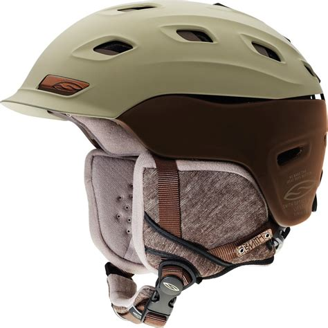 smith vantage large new smith vantage helmet mill union brown size small
