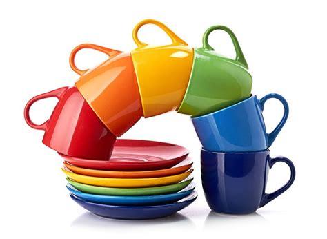 designer geschirr kaffeegeschirr was sagen muster und farben 252 ber den