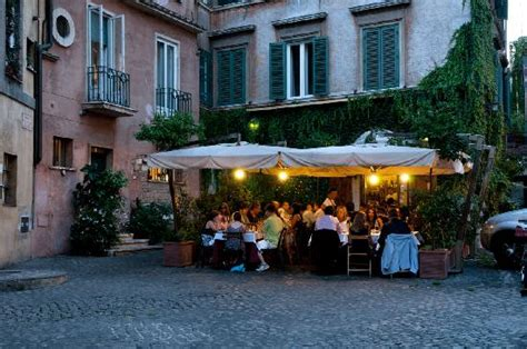 trattoria co de fiori experience rome like a travel guide on tripadvisor