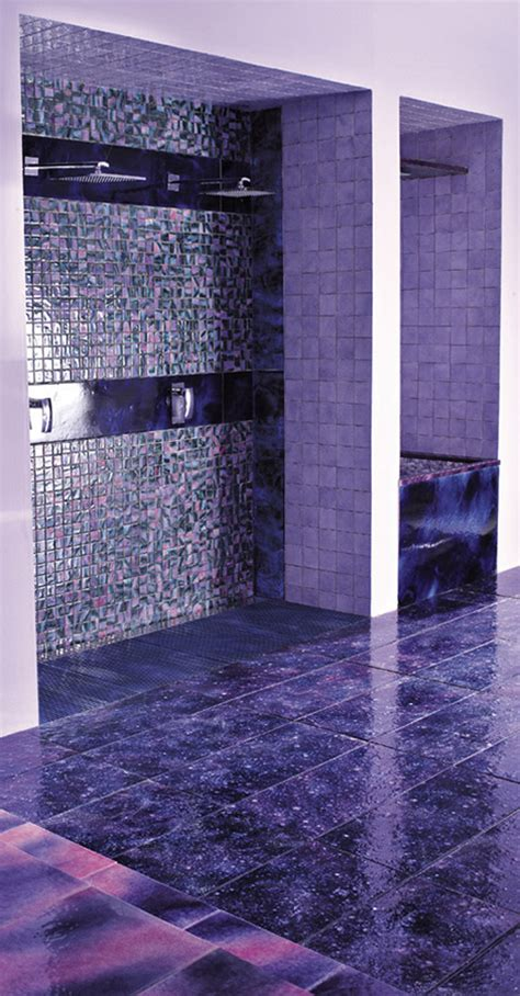 purple bathrooms purple bathrooms by franco pecchioli ceramica