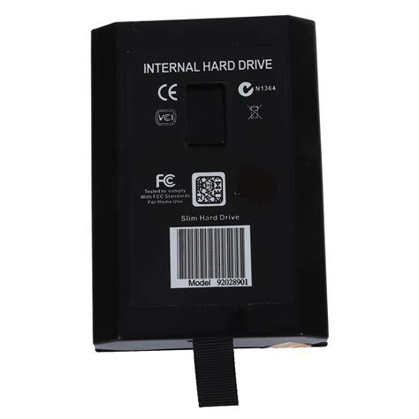xbox 360 disk interno disk drive slim interno rigido per xbox 360 60 gb nero