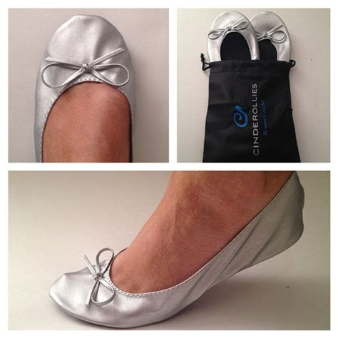 Wedding Flats For Bridesmaids by Cinderollies Wedding Flats Bridesmaid Gift Ballet By