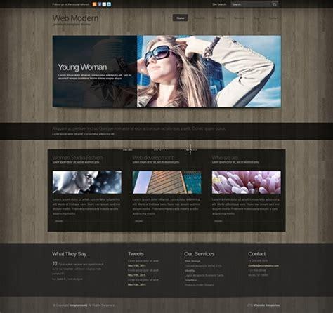 free 3d website templates webmodern 3d html template 3d templates website