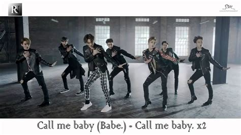 download mp3 exo call me baby chinese ver thai ver cover exo call me baby quot เร ยกพ ส น อง quot by