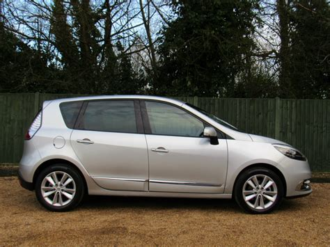 renault grey used grey renault scenic for sale dorset