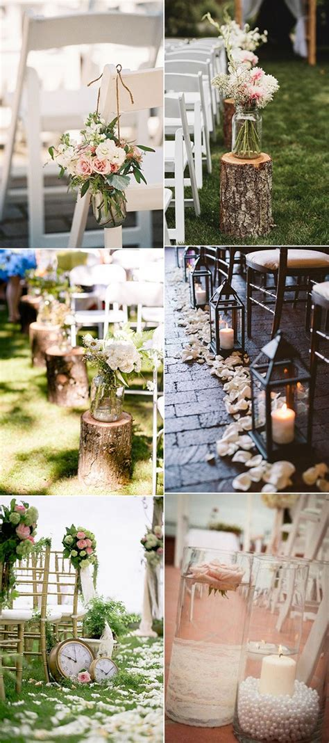 Vintage Wedding Aisle Ideas by 60 Adorable Vintage Wedding Ideas For 2018 Trends Page 2