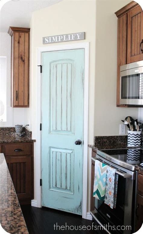 accent door colors how to paint and distress interior doors accent colors