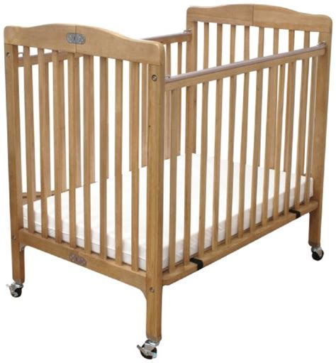 La Baby The Little Wood Crib Natural Office Supplies Baby Porta Crib