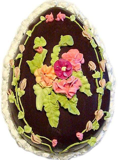 decorar huevos de pascua glase huevo de pascua guia de cocina facil