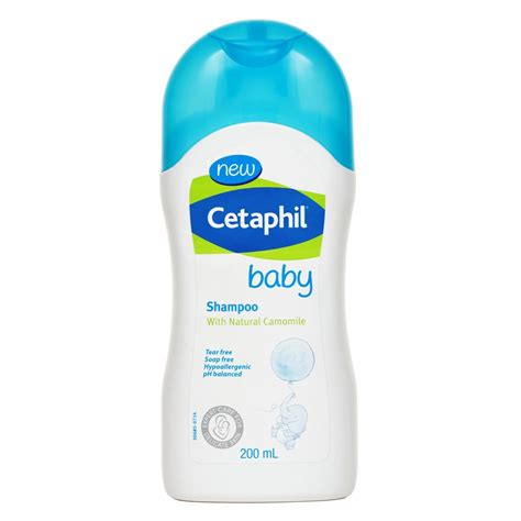 Cetaphil Baby Gentle Wash And Shoo 230 Ml T2909 buy baby shoo with chamomile 200 ml by cetaphil priceline
