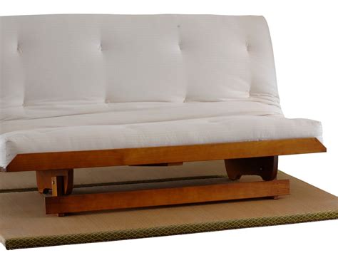 zen bed 2 fold sofa bed by zen beds and sofas by dan walker