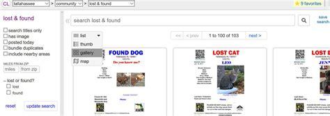 craigslist pet section craigslist florida cities lost dogs florida