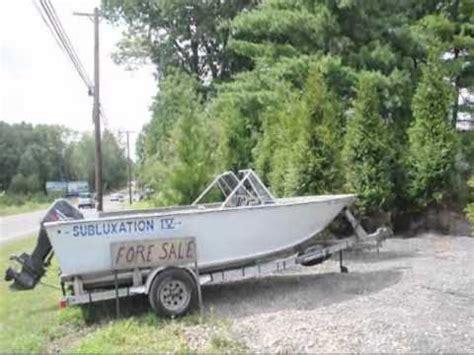 fishing boat for sale pa fishing boat for sale in doylestown pa youtube