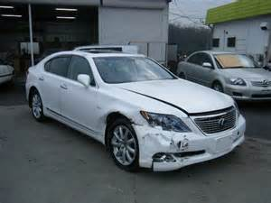 Lexus Of Used Cars Used Car Toyota Lexus Damage Car Ls600h Buy Used Car