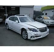 Carro Usado  Toyota Lexus Danos CAR LS600h Carros Usados ID Do