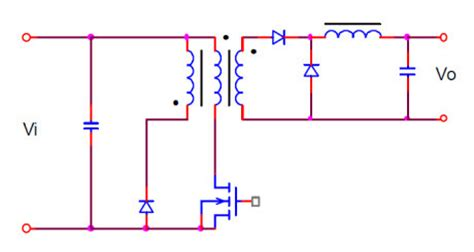 inductor in pspice inductor pspice model 28 images simplified model of dc dc converter boost flyback youspice