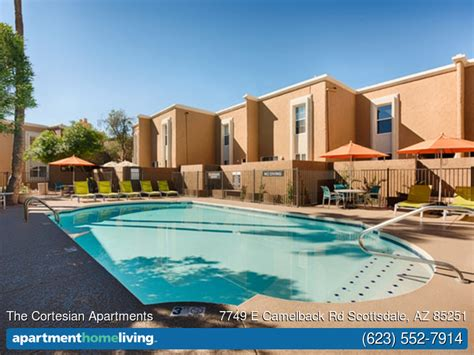 one bedroom apartments in scottsdale the cortesian apartments scottsdale az apartments