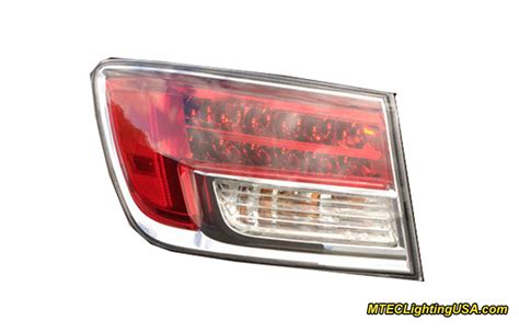 2007 mazda cx 7 tail light assembly original equipment left outer tail light assembly for