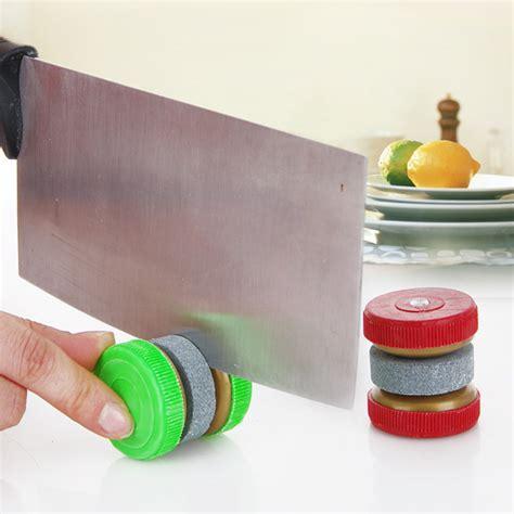 Kitchen Knife Sharpening Prices Buy Honana Mini Kitchen Knife Sharpener Abrader Two
