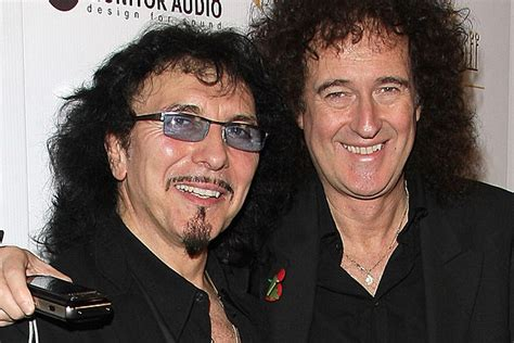 brian may family tony iommi s album project with brian may could still happen