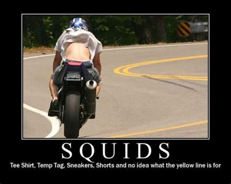 Crotch Rocket Meme - how not to be a squid on your motorcycle the bikebandit blog