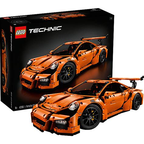 lego porsche lego 42056 technic porsche gt3 rs lego technic mytoys