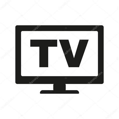 www tv el icono de tv televisi 243 n y tele teledifusi 243 n s 237 mbolo