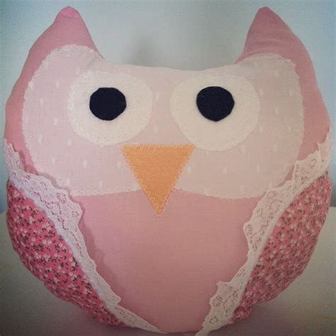 how to make a stuffed owl pillow gembobs inspiration