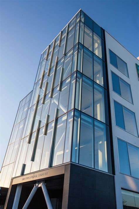 building curtain wall wall claddings commercial 187 seismic resilience