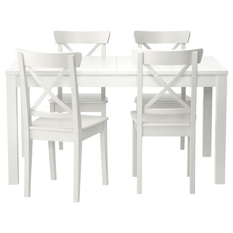 White Dining Room Set Ikea Dining Table Sets Dining Room Sets Ikea