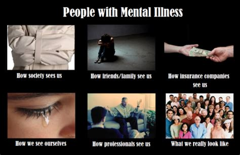 Mental Illness Meme - no comments