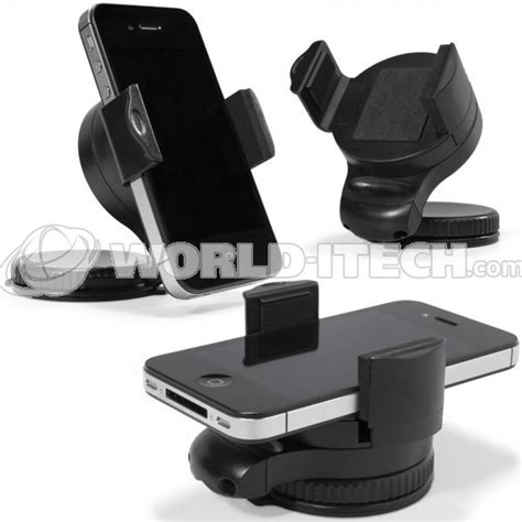 Porte Telephone Voiture Universel by Support Telephone Voiture Universel Ventouse