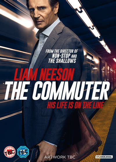 Dvd The Commuter 2018 سيرا اون لاين